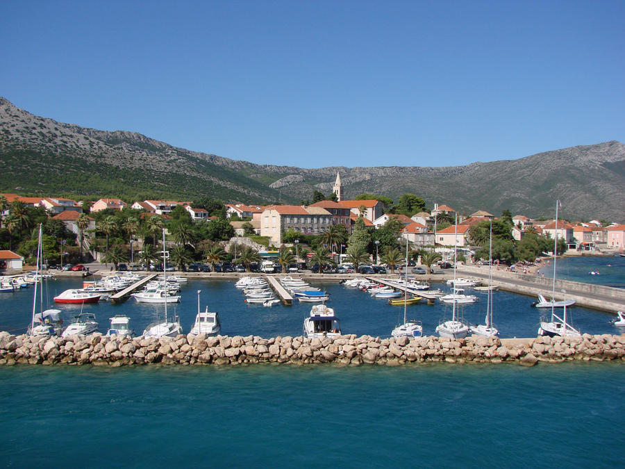 Orebic, Croatia by raff34