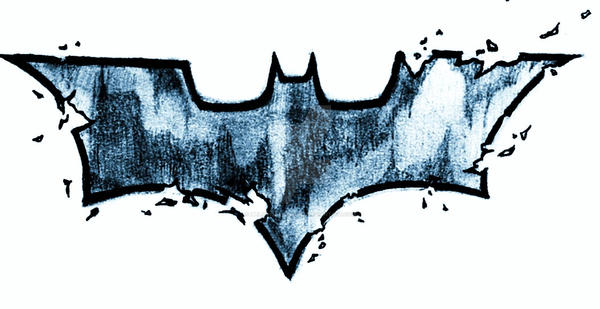 Dark Knight Logo Tattoo The Dark Knight Tattoo Concept