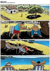 NIRVANA pg 1 by YanchoAdams