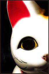 GoodLuck Kitty by Wayeb