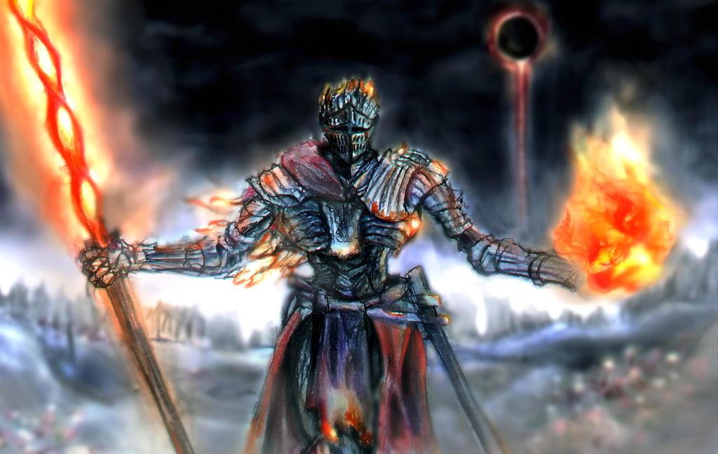 Soul Of Cinder Fan Art: Souls Of Cinder By Julian9x On DeviantArt