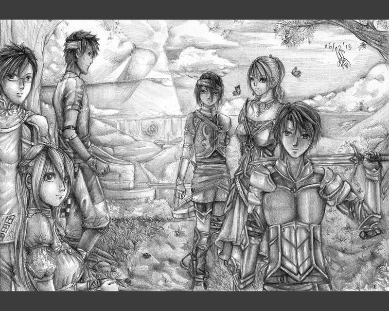PN: Seandainya by Syndicth
