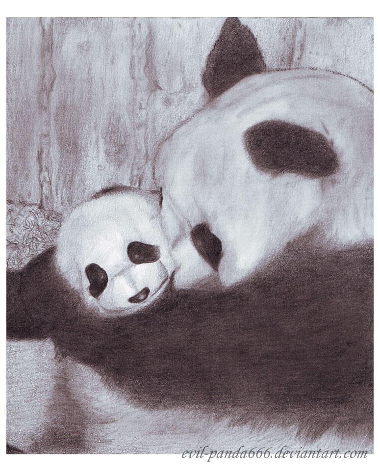 Evil Pandas by evil-panda666