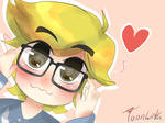 (Hipster) Toon Link