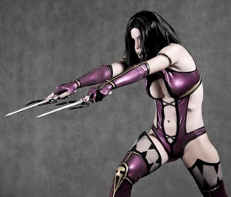 cosplay MK9 by AsherWarr