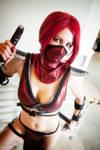 Cosplay Scarlet  Mortal Combat 9 by AsherWarr