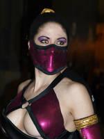 Cosplay Mileena  Alternate Costume