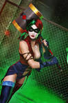 Injustice: Gods Among Us, Cosplay Harley Quinn
