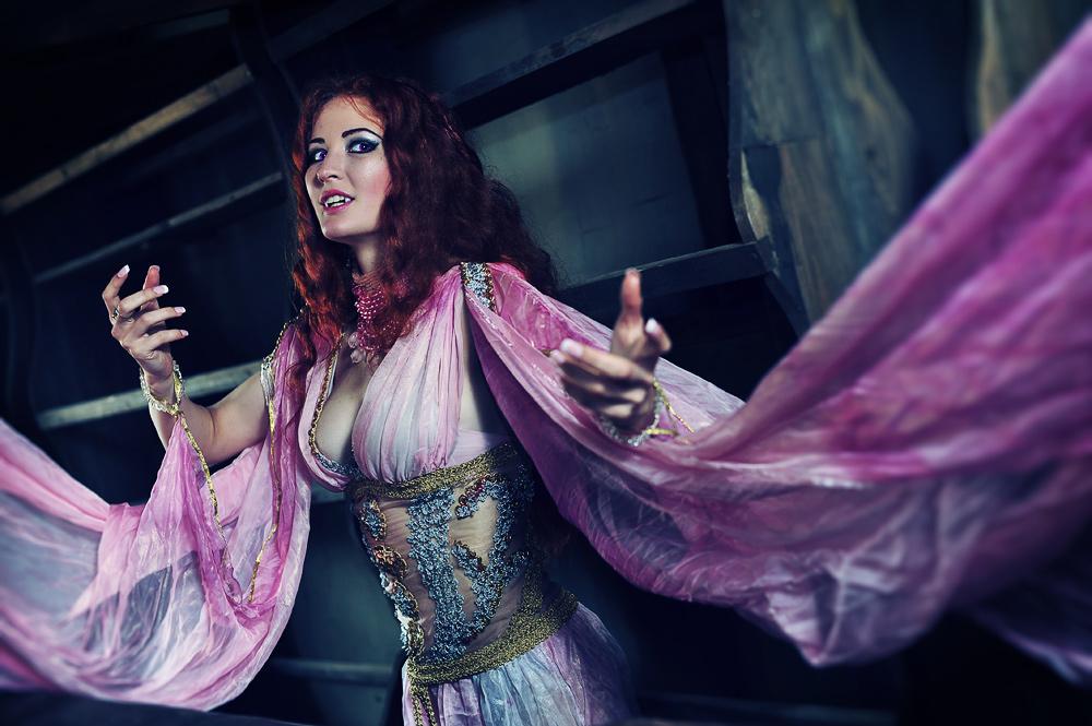 Aleera cosplay from Van Helsing by AsherWarrVan Helsing Aleera