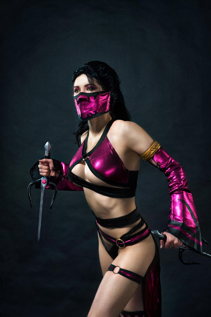 Mileena alternate costumes Mortal Kombat 9 by AsherWarr on ...