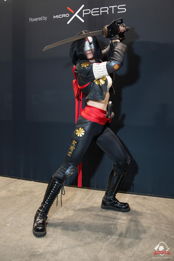 Cosplay Katana, suicide squad by AsherWarr
