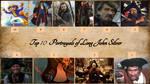 Top 10 Portrayals of Long John Silver