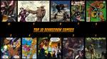 REDONE: Top 10 Scarecrow Comics
