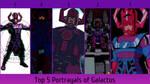 Top 5 Portrayals of Galactus