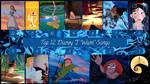 Top 12 Disney 'I Want' Songs