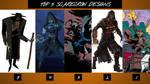 Top 5 Scarecrow Designs