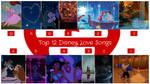 REDONE: Top 12 Disney Love Songs