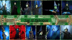 Top 12 Elphabas