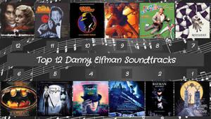 Top 12 Danny Elfman Soundtracks