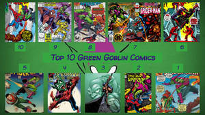 Top 10 Green Goblin Comics