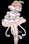Princess tutu by Bubblybluejellyfish