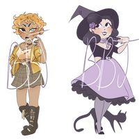 Odd Aesthetic Adopts: closed 0/2