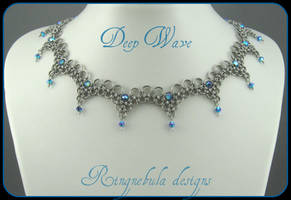 Deep Wave on Neck Bust by ringnebula