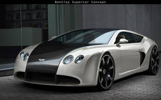Bentley Supercar Concept