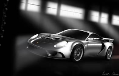 Porsche 911 GT1 Street Version