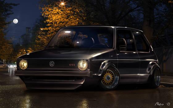 Volkswagen Golf MkI