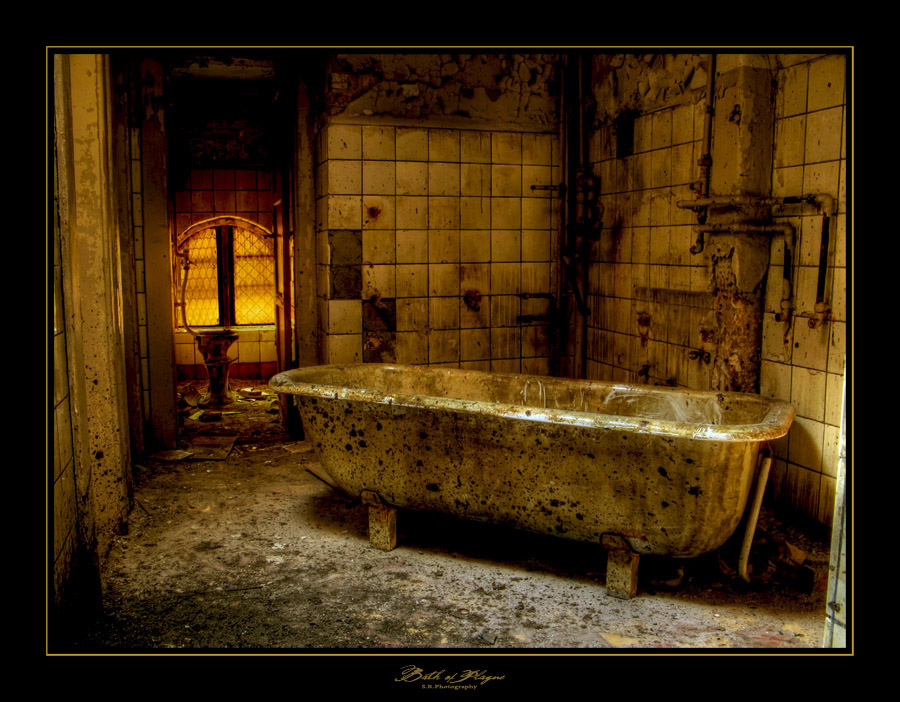 Bath of Plague by EYELIGHTZONE