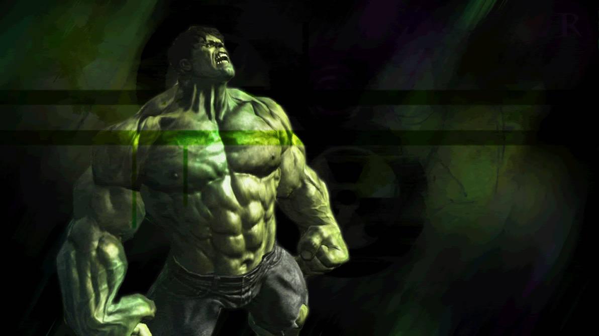 The Incredible Hulk Wallpaper by Draken4299 ...
