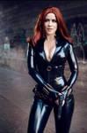 sexy S.H.I.E.L.D. agent natasha romanov, codename