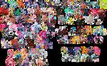 Pony pixel mastersheet