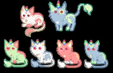 Sweet treats kittens [closed] by unicorngirl1