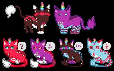 A very grumpy valentine breed [closed] by unicorngirl1