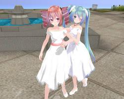 TDA Teto White Dress DOWNLOAD by pianomanjojo