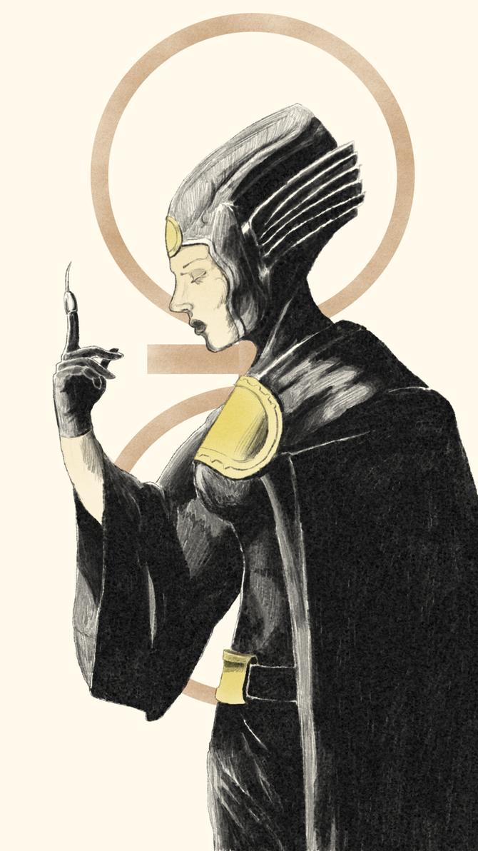 Bene Gesserit (Dune). by Murray-von-Steroid