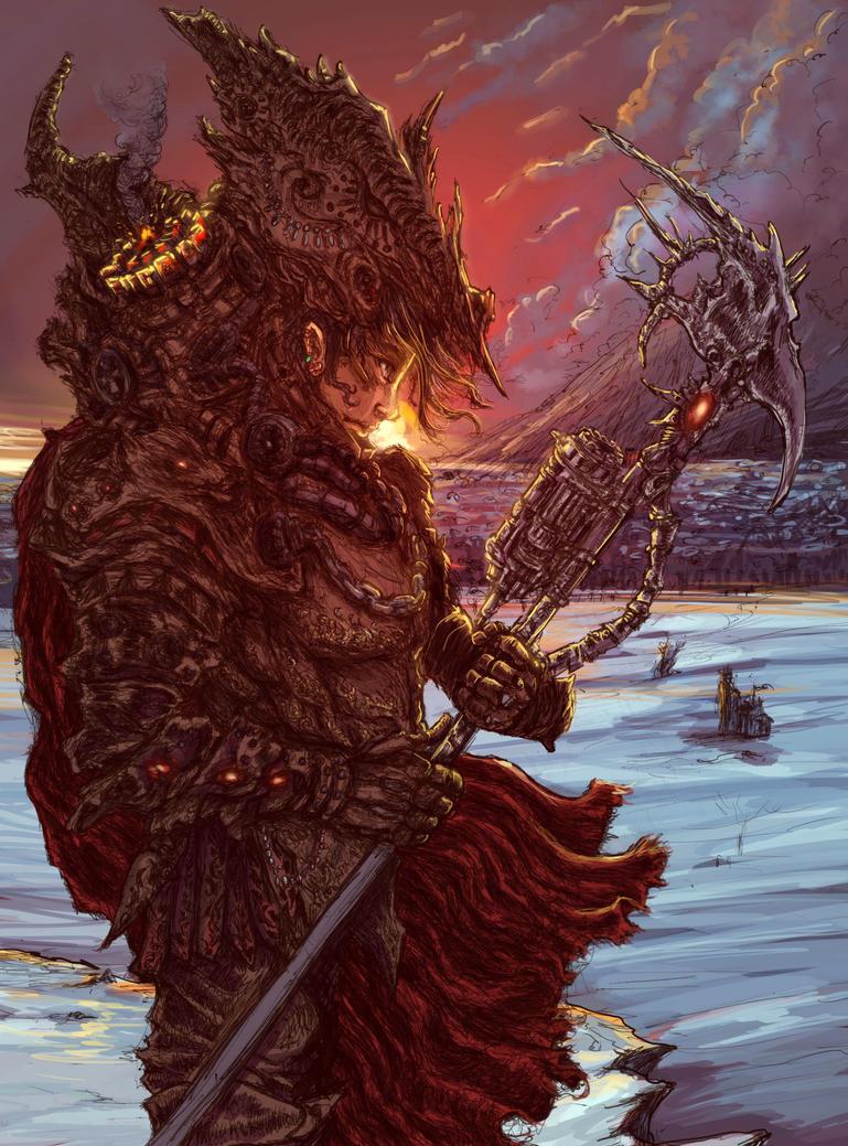 The Watcher by Edenknight