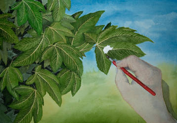 Niggle Paints by graemeskinner
