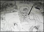 Hellsing on paper