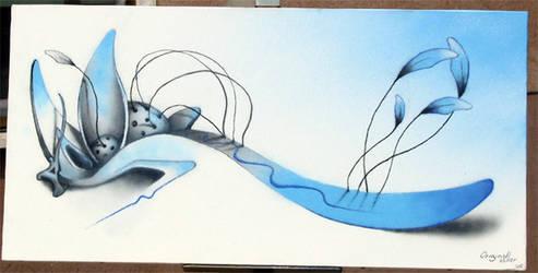 blue by originalASKER