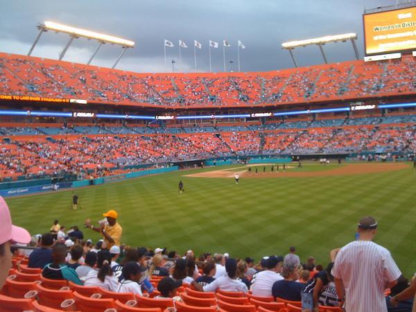 Still Stadium by tinker4939