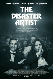 The Disaster Artist by Danbrofist