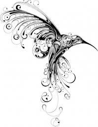 Hummingbird Tribal by greenheartR15
