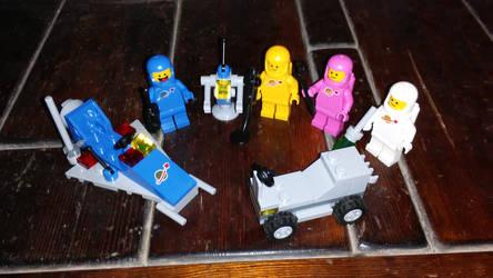 LEGO Movie 2's Benny's Space Squad