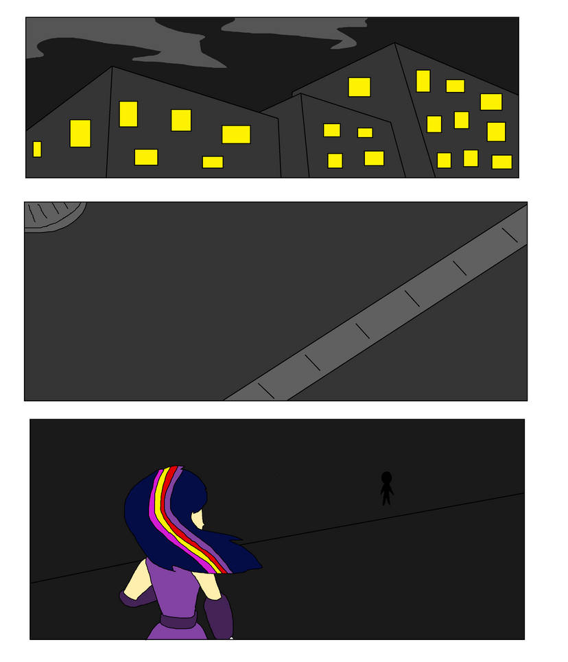 Beta The Ultimate Android-Prologue part 1 by Brandon-Vortex