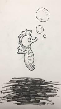Spyro Seahorse Ink