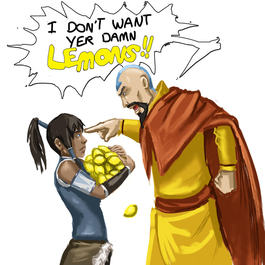 Lemons by Anodesu