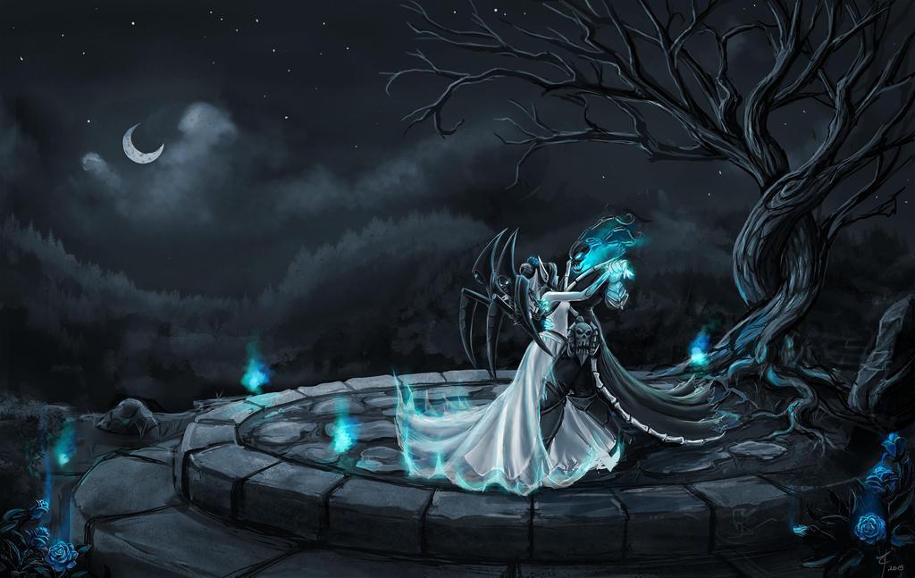 League of Legends: Ghost Waltz by Anodesu